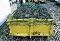Ladingnet 250x400cm