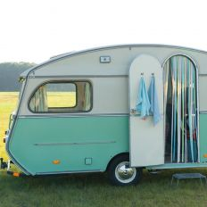 caravan en camper