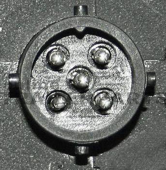 achterlicht 5 functies links aspock