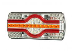 Achterlicht LED Rechts 12-24V