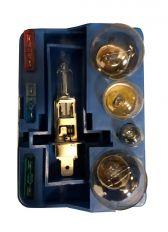 Auto reservelampen met H1 lamp 8-delig