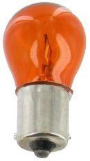 Bollamp 21 watt, 24V Oranje