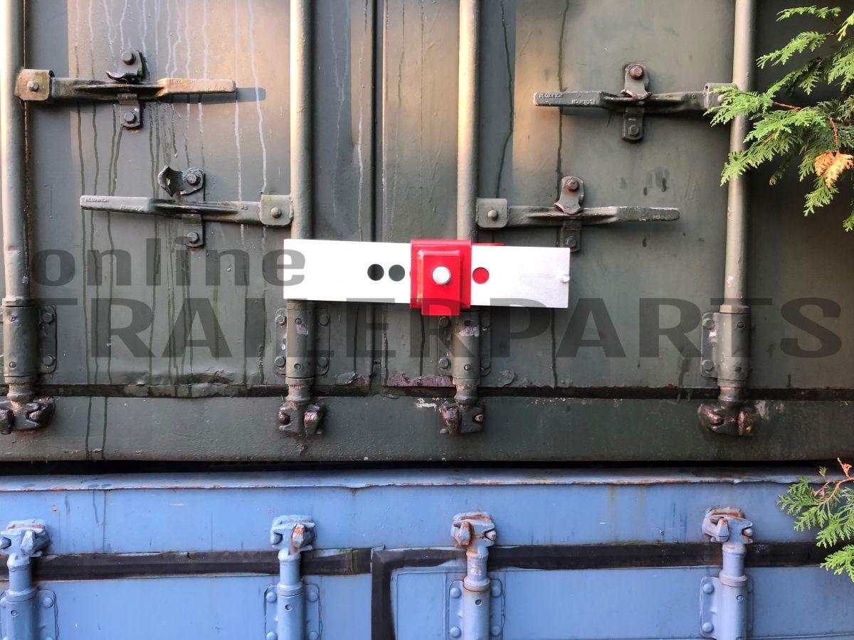 containerslot met keurmerk