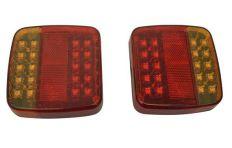 Draadloze lichtset op magneet LED 12V