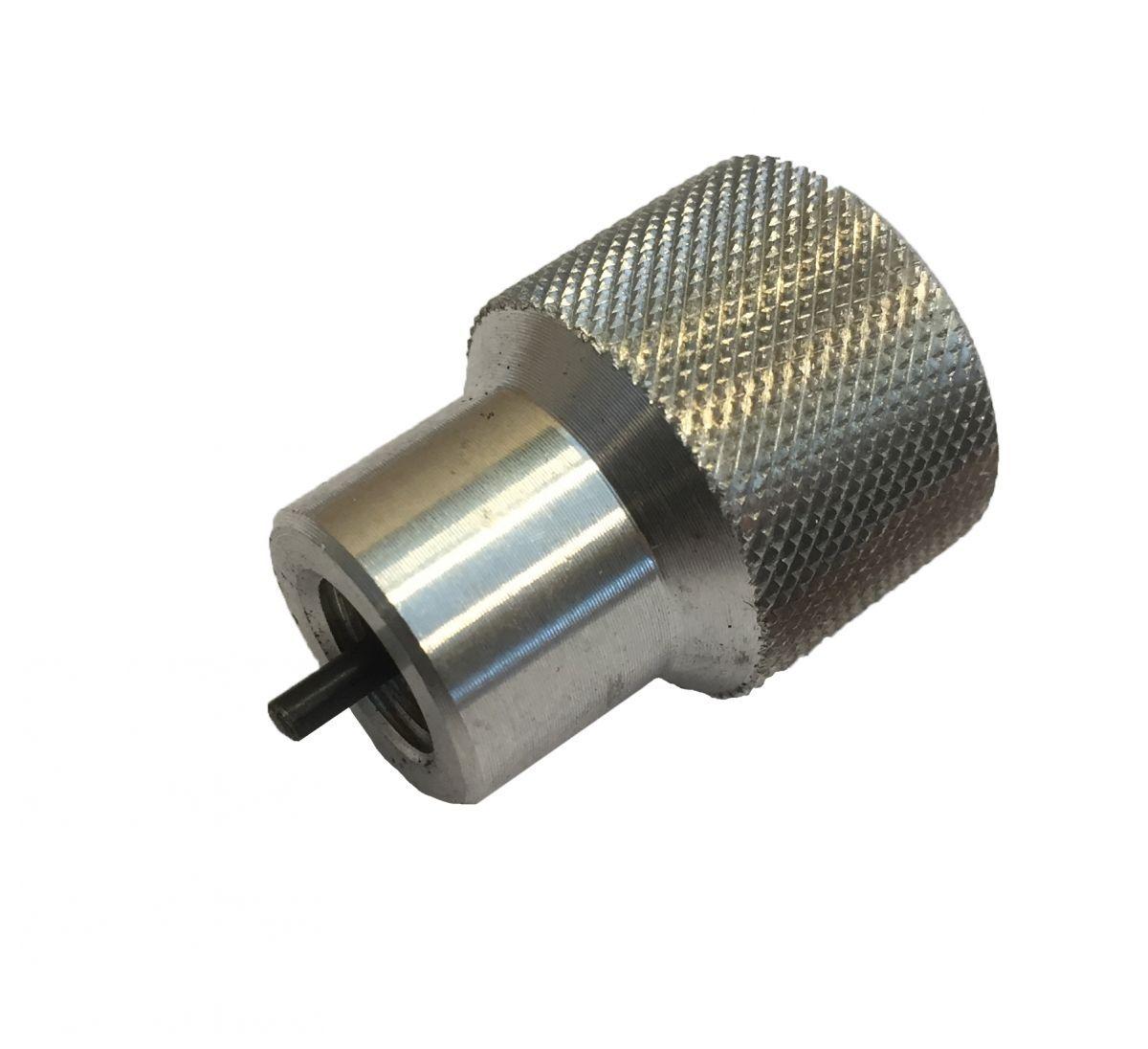 gasveer achterklep met ventiel 570mm