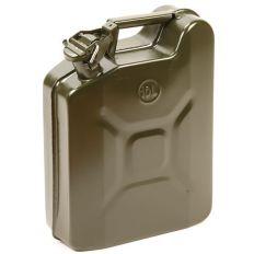 Jerrycan metaal 10 liter
