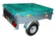 Ladingnet 250x450cm elastische rand