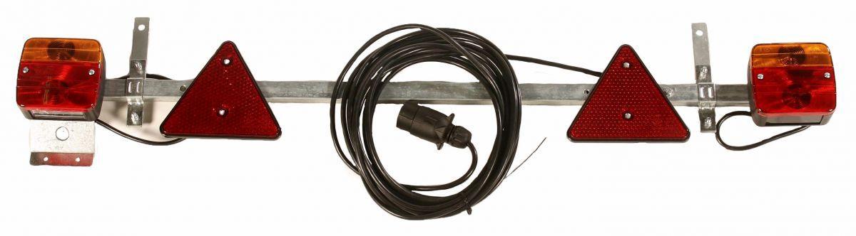 lichtbalk kabellengte 75 meter verstelbaar 12v