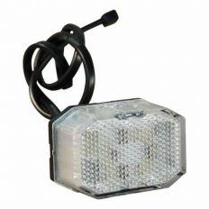 Markeringslamp LED Aspock Rood/Wit
