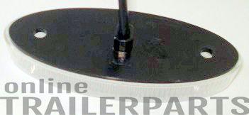 markeringslamp led met beugel radex