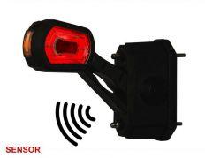 Markeringslamp links met sensor LED