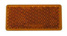 Reflector oranje 96x46