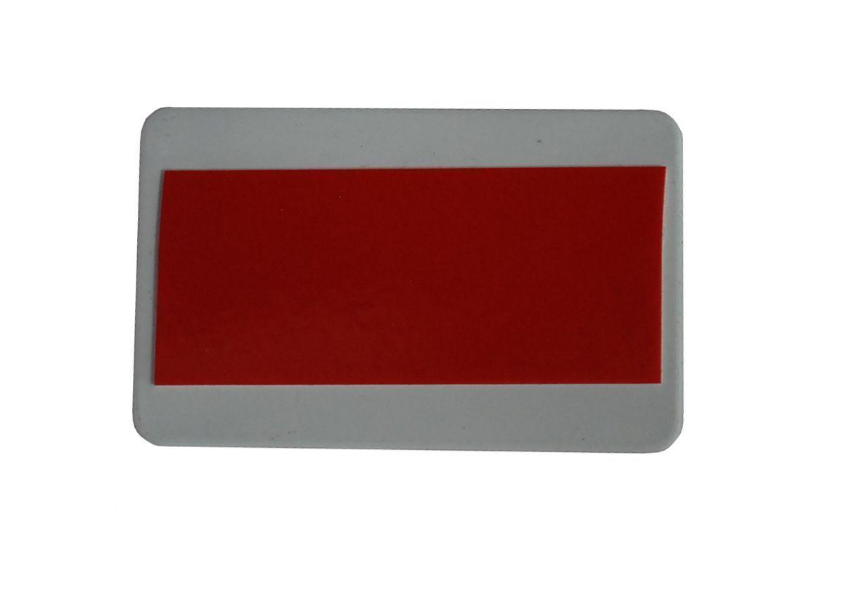 reflector rood 96x46