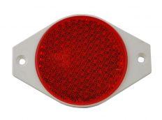 Reflector rood schroefbaar