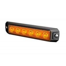 Strobe LED flitser oranje
