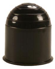 Trekhaakdop PVC, zwart