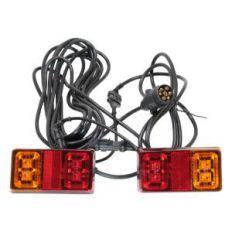 Verlichtingsset LED Deluxe kabellengte 7,5 meter