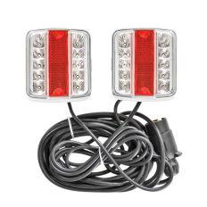Verlichtingsset LED kabellengte 12 meter