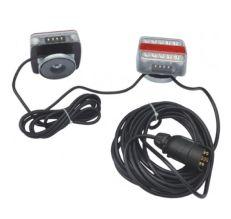 Verlichtingsset LED kabellengte 7,5 meter 12-24V