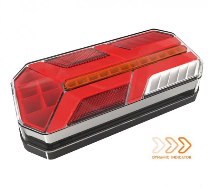 Achterlicht met dynamische richtingaanwijzer voor trailer kopen