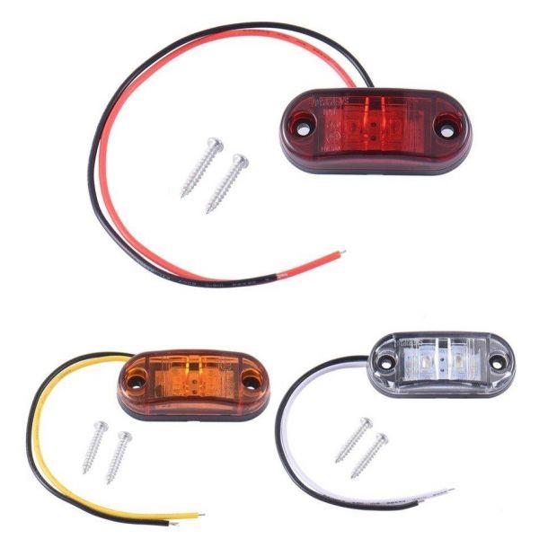 nieuw in ons assortiment led verlichting 12 volt voor aanhanger en trailer